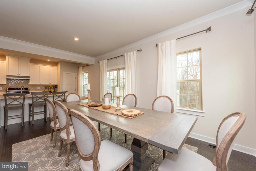 Dining room - 9689 AMELIA CT, NEW MARKET