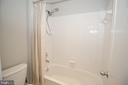 Bathroom Servicing Bedroom #2 and #3 - 42011 ZIRCON DR, ALDIE