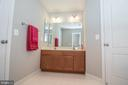 Full Bath Servicing Bedrooms #4 and #5 - 42011 ZIRCON DR, ALDIE