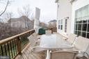 Beautiful Deck Overlooks Protected Nature Preserve - 42011 ZIRCON DR, ALDIE
