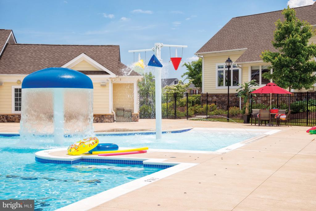 Community Kids Pool - 23561 HOPEWELL MANOR TER, ASHBURN