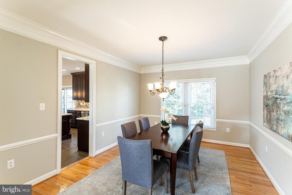 Formal Dining Room - 17716 CRICKET HILL DR, GERMANTOWN