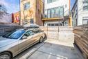 Gated Parking - 930 FRENCH ST NW #1, WASHINGTON
