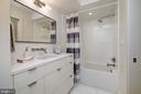 2nd Full Bath - 930 FRENCH ST NW #1, WASHINGTON