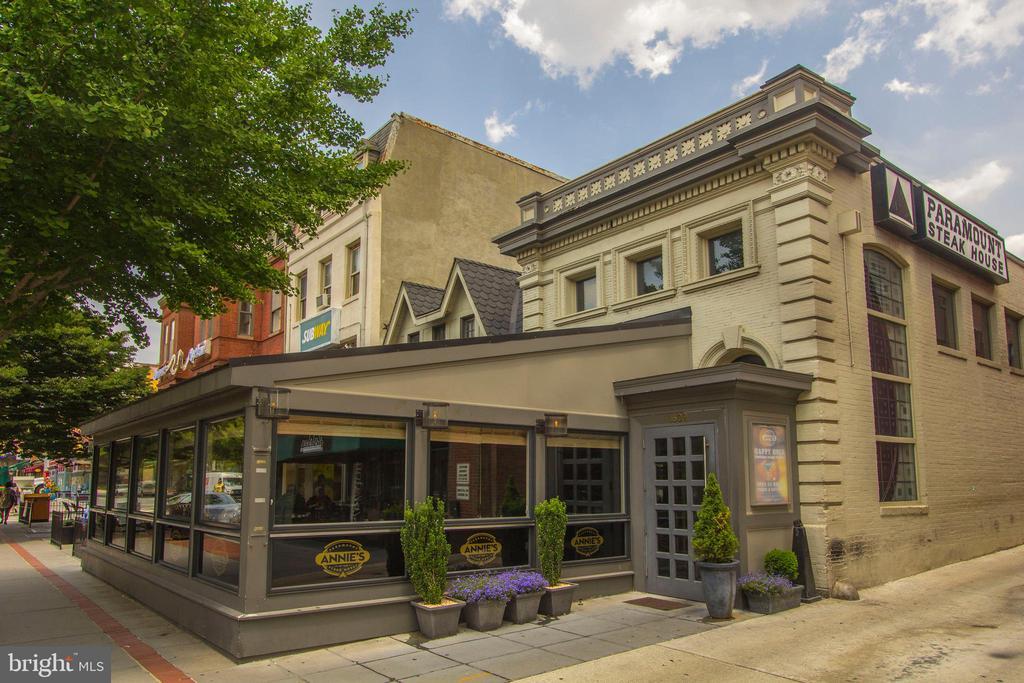 Close to popular Dupont Circle restaurants - 1932 15TH ST NW, WASHINGTON