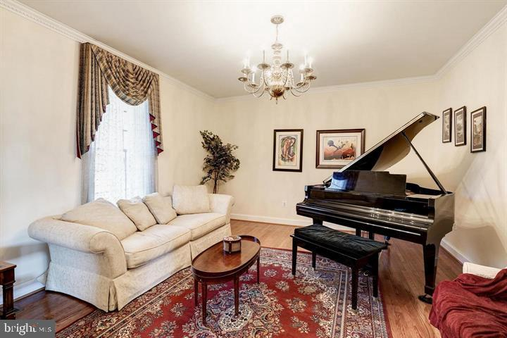 Living Room - 39520 CHARLES TOWN PIKE, HAMILTON