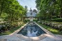 Reflecting Pool - 5517 PEMBROKE RD, BETHESDA