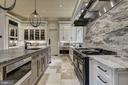 Renovated Kitchen (2020) - 5517 PEMBROKE RD, BETHESDA