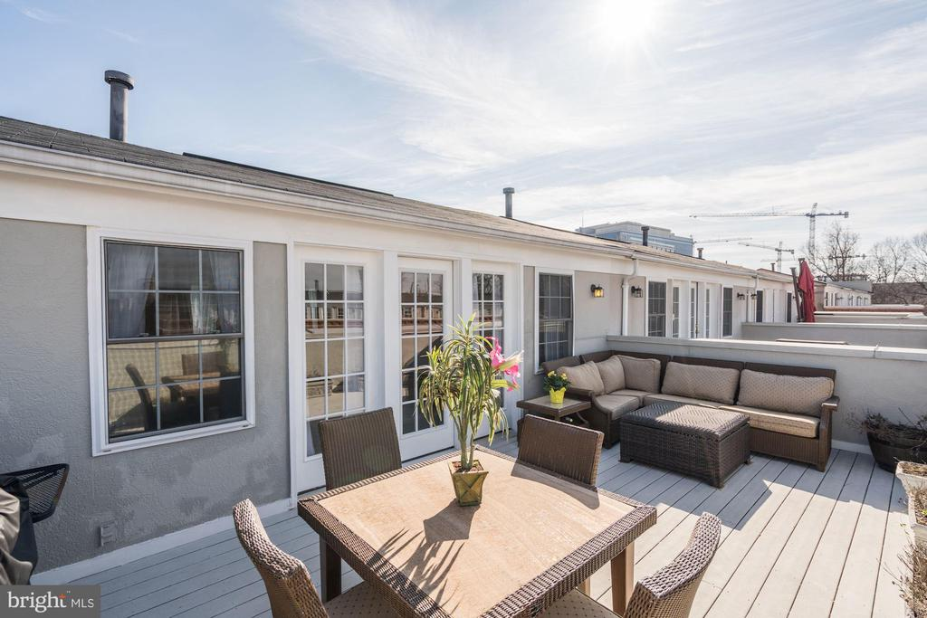 Fabulous Rooftop Terrace - 12086 KINSLEY PL, RESTON
