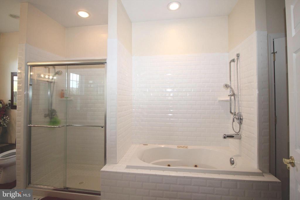Master Bath - 39520 CHARLES TOWN PIKE, HAMILTON