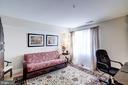 Entry Level Bedroom/Library/Office - 12086 KINSLEY PL, RESTON