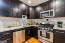 Unit #1 updated kitchen - 1932 15TH ST NW, WASHINGTON