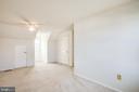 Closet, more under-eave storage, and light galore! - 6122 PLAINVILLE LN, WOODBRIDGE