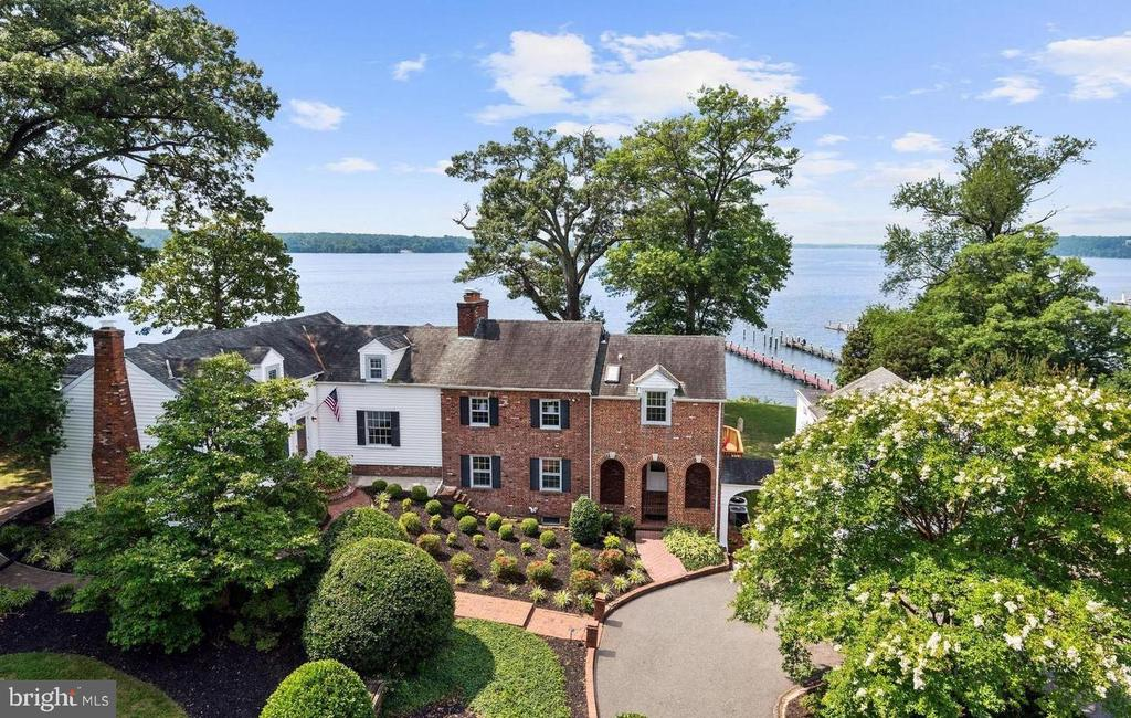 York Landing with Private Dock on the Potomac - 4005 BELLE RIVE TER, ALEXANDRIA