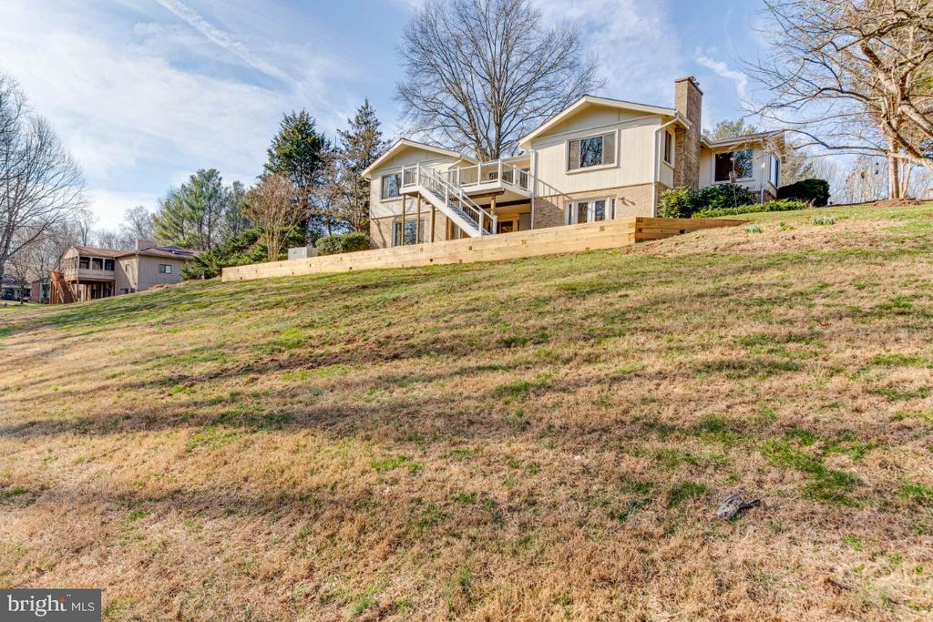 .96 Acres of Property - 10907 WATERMILL CT, OAKTON