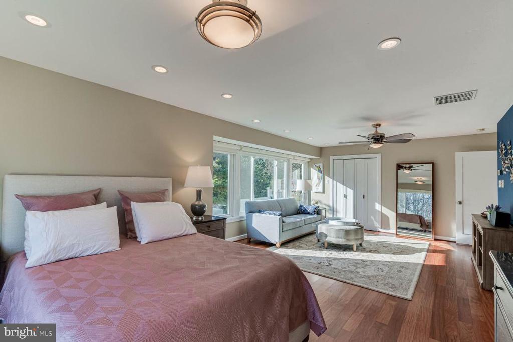 Master Bedroom Suite - 10907 WATERMILL CT, OAKTON