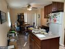 Kitchen/Dining - 238 KENT DR, MANASSAS PARK