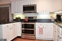 Updated s/s  appliances - 5827 WESSEX LN, ALEXANDRIA