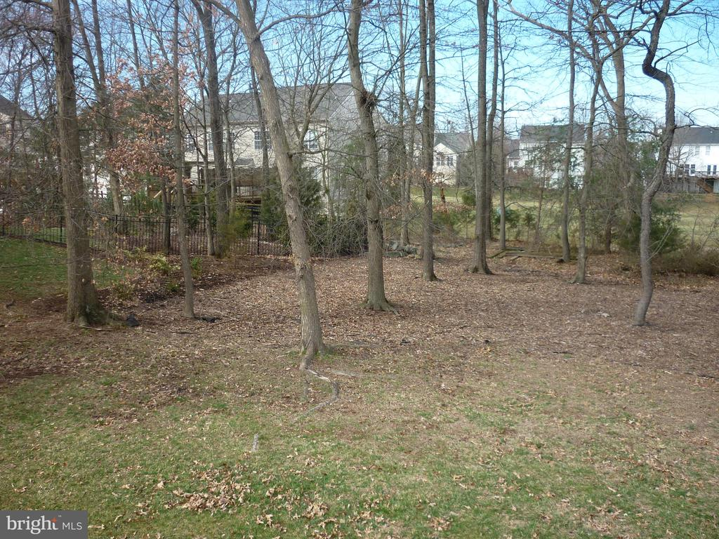 1/2 acre wooded lot! - 18749 UPPER MEADOW DR, LEESBURG
