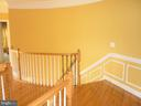 Upper Level Staircase 2 - 18749 UPPER MEADOW DR, LEESBURG