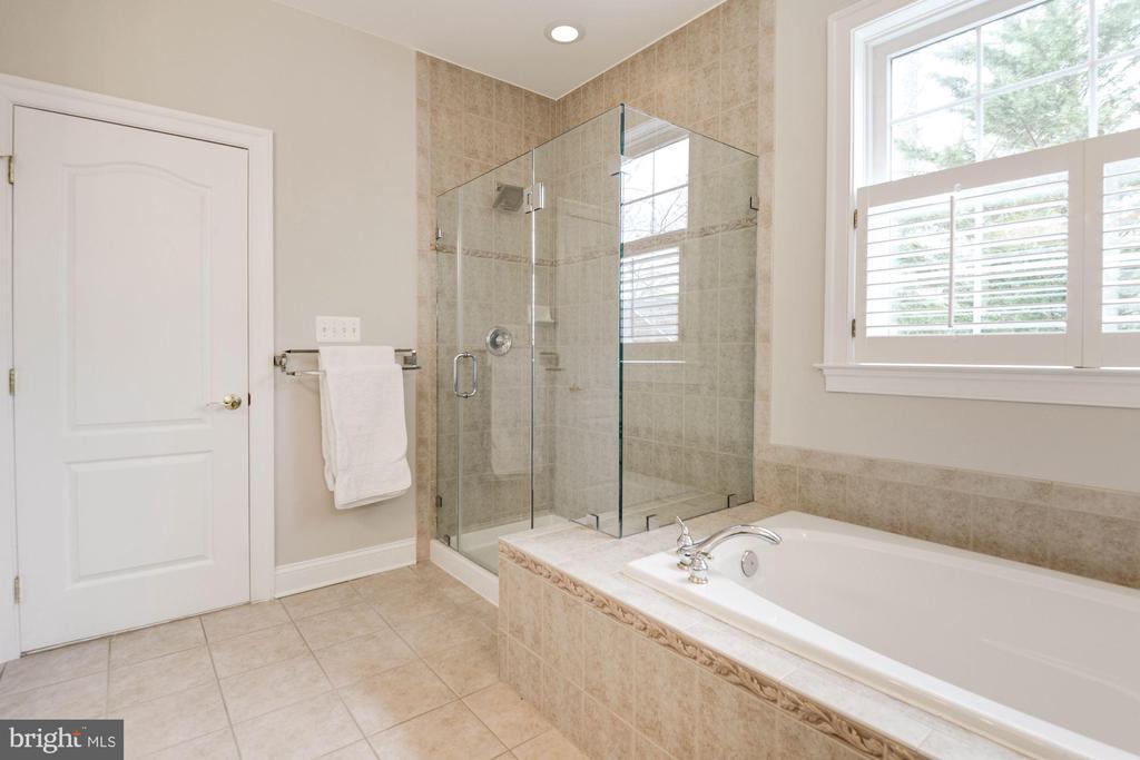 Master Bathroom - 12184 HICKORY KNOLL PL, FAIRFAX
