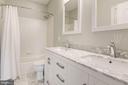 Updated Bathroom w/Dual Sinks - 12184 HICKORY KNOLL PL, FAIRFAX