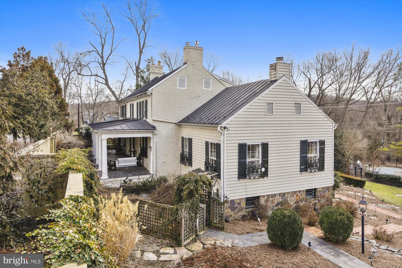 Single Family Homes pour l Vente à Aldie, Virginia 20105 États-Unis