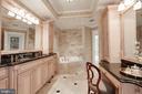 Owner's en suite luxury bathroom - 1201 N NASH ST #302, ARLINGTON