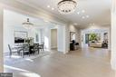 Elegance from the minute you enter - 9604 PEMBROKE PL, VIENNA