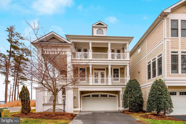 Single Family Homes للـ Sale في Dagsboro, Delaware 19939 United States