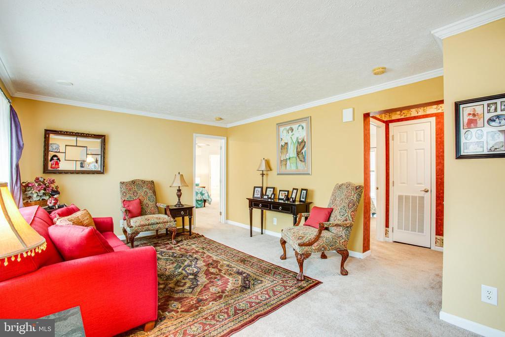Formal Living Room - 11601 ORANGE PLANK RD, SPOTSYLVANIA