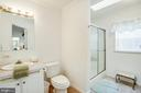 Master Bathroom 2 w/ Stand Alone Shower - 11601 ORANGE PLANK RD, SPOTSYLVANIA