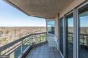 Gorgeous views - 5600 WISCONSIN AVE #1308, CHEVY CHASE
