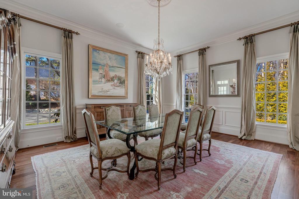 Formal Dining Room - 8429 BROOK RD, MCLEAN