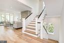 Stair Detail - 3016 UNIVERSITY TER NW, WASHINGTON