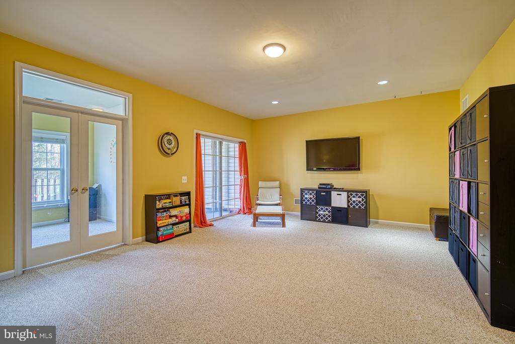 Extra Large Recreation Room - 22710 DEXTER HOUSE TER, ASHBURN