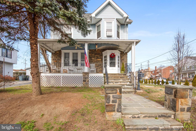 Single Family Homes για την Πώληση στο Prospect Park, Πενσιλβανια 19076 Ηνωμένες Πολιτείες