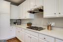 Kitchen with Gas Stove - 2952 22ND ST S, ARLINGTON