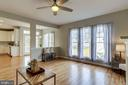 Bright, Sun-Lit Living Room - 2952 22ND ST S, ARLINGTON