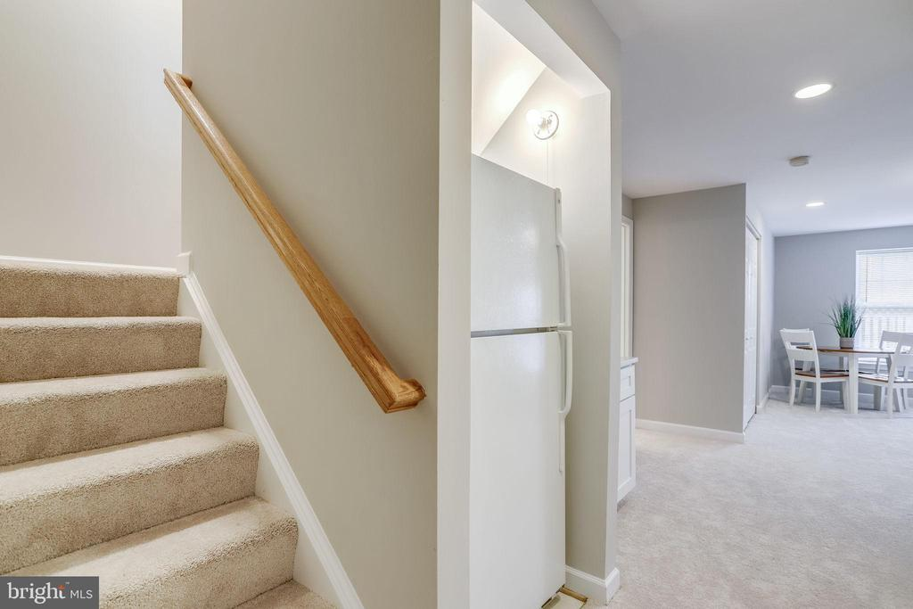 Stairs to Ground Floor - 2952 22ND ST S, ARLINGTON
