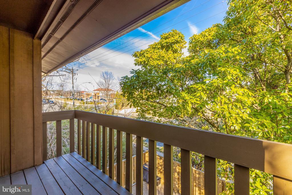 Balcony - 4467 ELAN CT, ANNANDALE