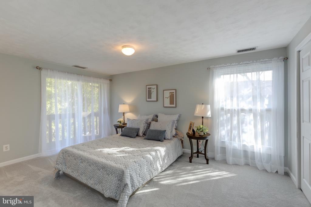 Master Bedroom - 4467 ELAN CT, ANNANDALE