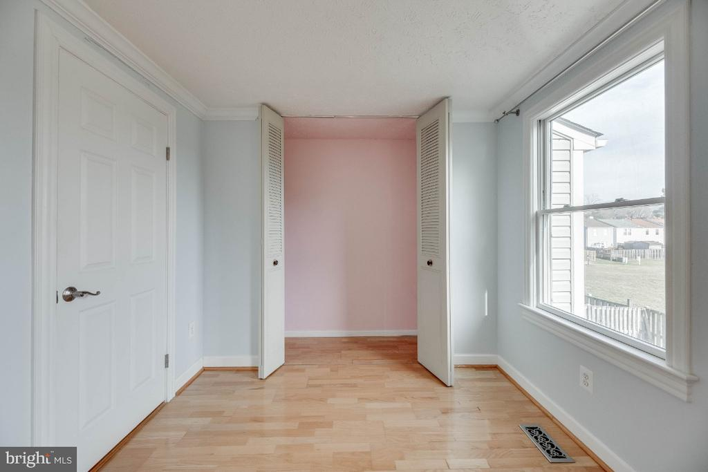 Master Bedroom w/ensuite bath - 15098 ARUM PL, WOODBRIDGE