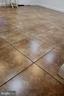 Oversized ceramic tiling in entry living area - 175 MANASSAS DR, MANASSAS PARK