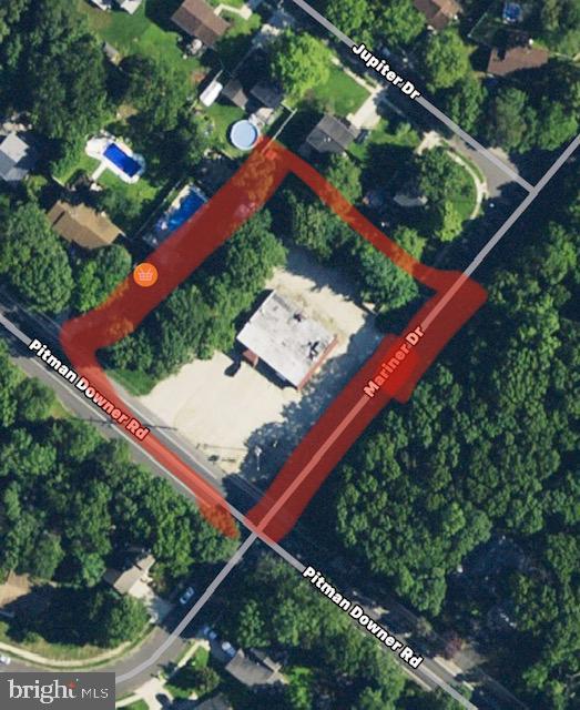 Property για την Πώληση στο 272 PITMAN DOWNER Road Sewell, Νιου Τζερσεϋ 08080 Ηνωμένες Πολιτείες