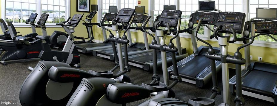 Fitness Center - 4000 BELVEDERE LN, FREDERICK