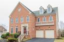 Handsome Brick Front Luxury Home - 4000 BELVEDERE LN, FREDERICK