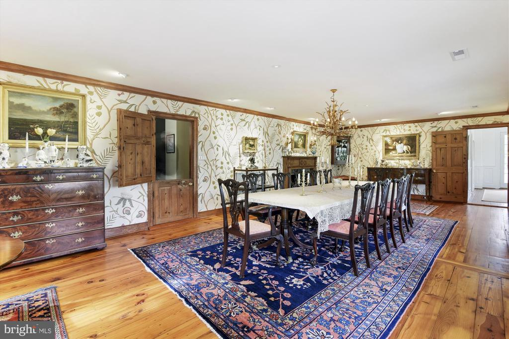 dining room - 3050 RECTORTOWN RD, MARSHALL
