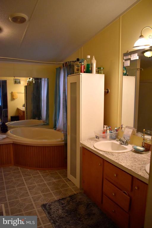 Master Bath W/ Double Vanity - 34296 INDIANTOWN RD, LOCUST GROVE