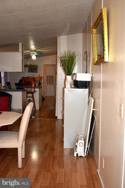 View From Hallway Into Dining Room - 34296 INDIANTOWN RD, LOCUST GROVE